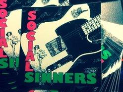 Image for Social Sinners