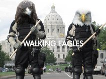 Walking Eagles