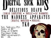 DIGITAL SICK KIDS