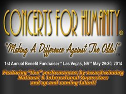Image for Concerts For Humanity