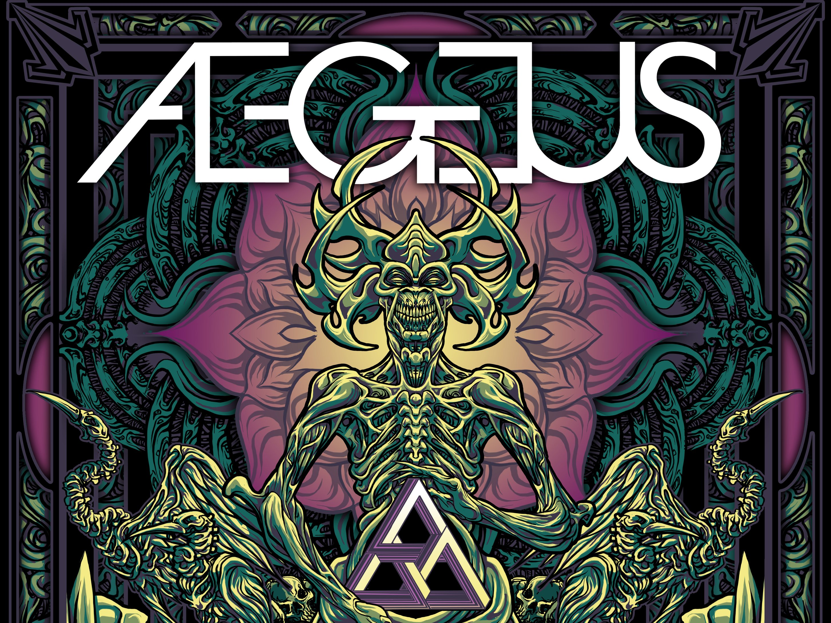 Image for Aegeus