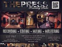 The Press Recording Studio