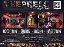 The Press Recording Studio