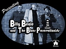 Billy Beale and The Blues Preservationists