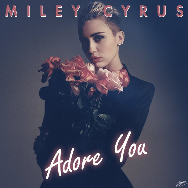 Miley cyrus you when by download look at i Songtext von