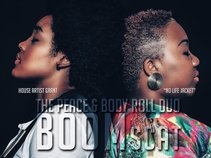 The Peace & Body Roll Duo BOOMscat