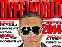 Unsigned Hype World
