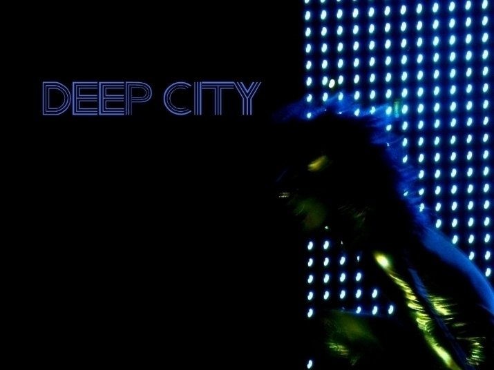 Image for Deep City