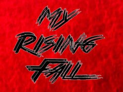 Image for My Rising Fall