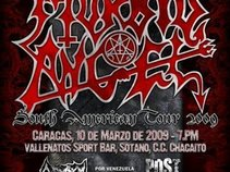 Morbid Angel en Venezuela!