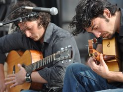 Image for The Andreas Kapsalis & Goran Ivanovic Guitar Duo