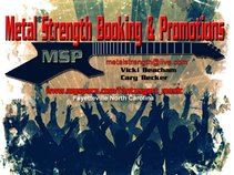 METAL STRENGTH BOOKING PRODUCTION