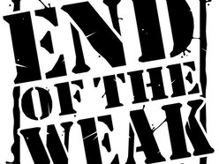 Image for End of the Weak