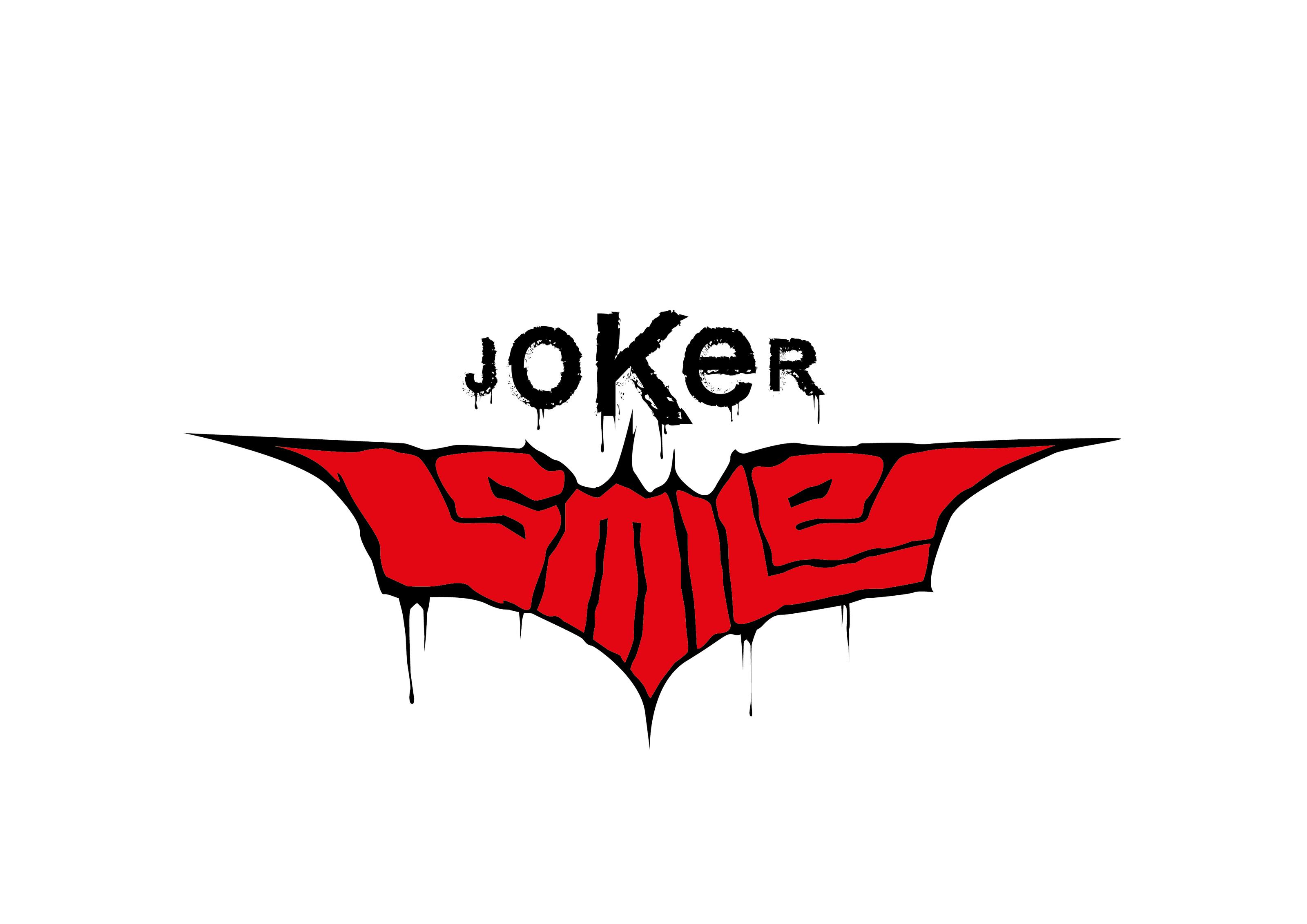 joker smile logo gallery