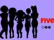 5CG - FIVE CARIBBEAN GIRLZ