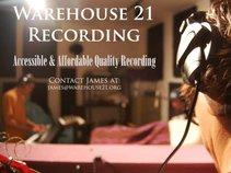 WAREHOUSE 21 ELI FARMER RECORDING STUDIO MUSIC