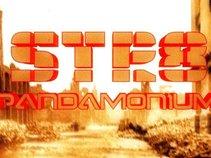 Str8 Pandamonium