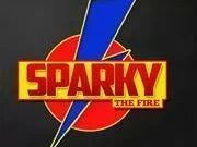 Sparky the fire