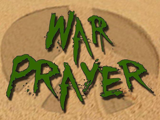 Image for War Prayer