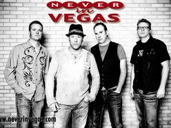 Image for NEVER IN VEGAS