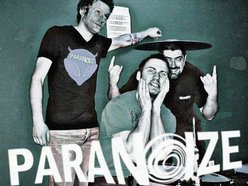 Image for Paranoize
