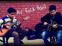 av rock band
