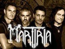 Martiria (feat. VINNY APPICE)