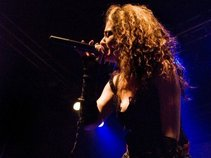 Cristina Mullins - Vocalist