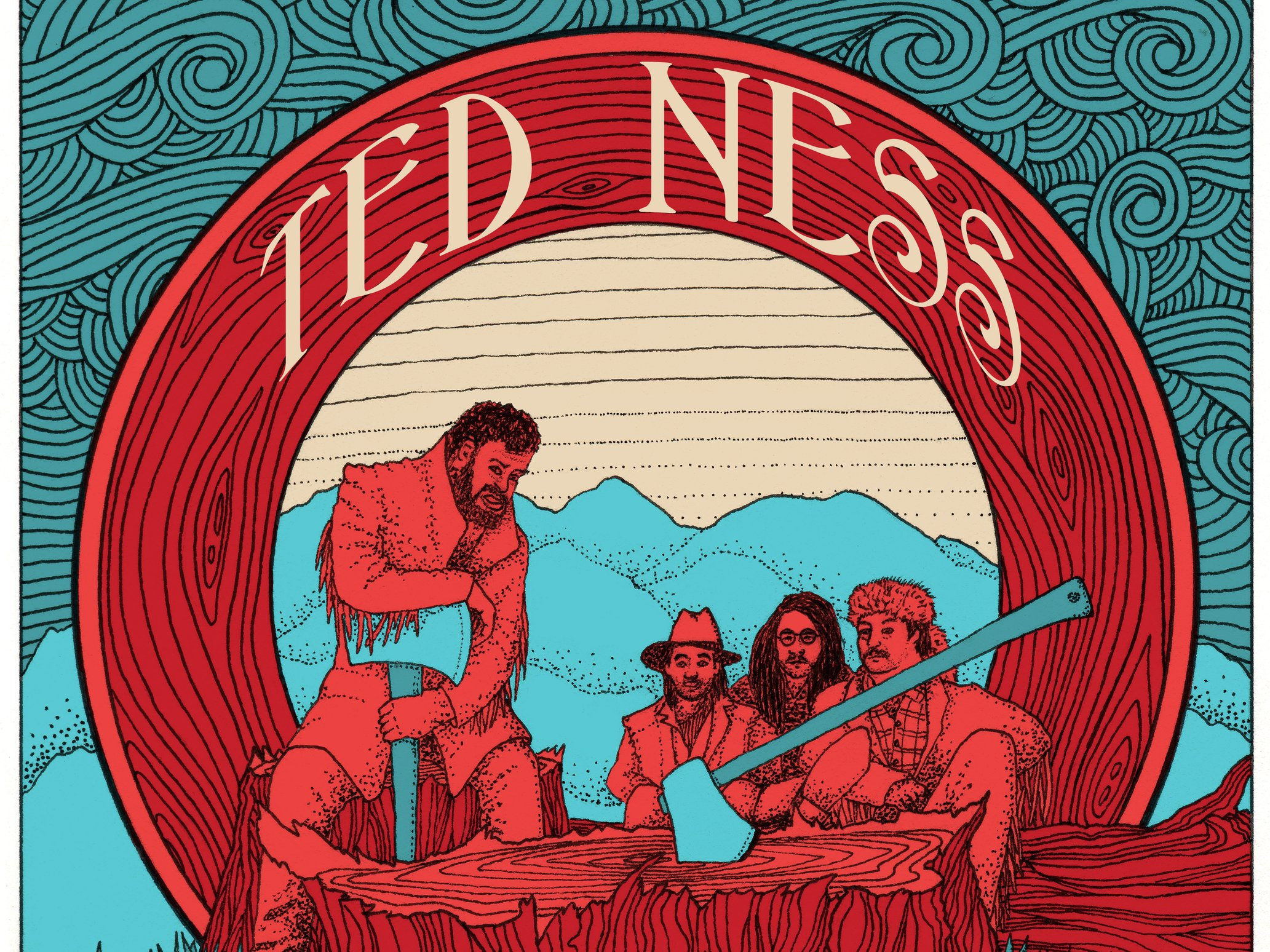 Image for Ted Ness and the Rusty Nails