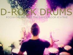 Image for D-Rock Drums