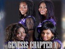 Genesis Chapter X