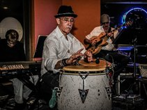 Percussionist David Diaz/ The LouVig Band