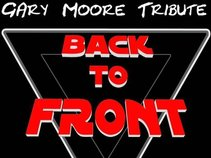 Back To Front - Gary Moore Tribute Band