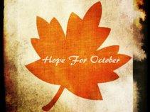 Hope For October