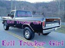 Evil Trucker Girl