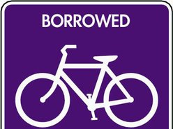 Image for Borrowed Bicycle