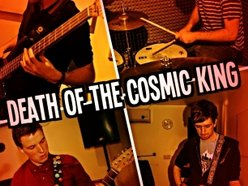 Image for Death of the Cosmic King