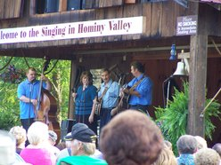 Jackson Family bluegrass gospel