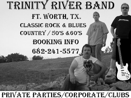 Image for Trinity River Band