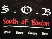 South of Boston