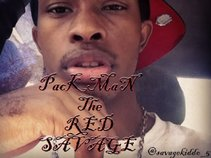 Packman The Red Savage