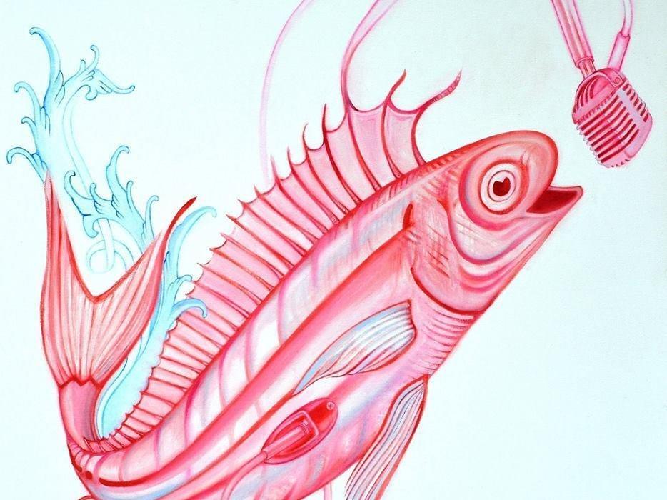 Image for Pink Talking Fish