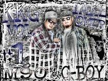 G-BOY & M 90 MIXTAPE ( KKG TAKE OVER vol #1 )