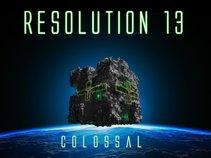 RESOLUTION 13