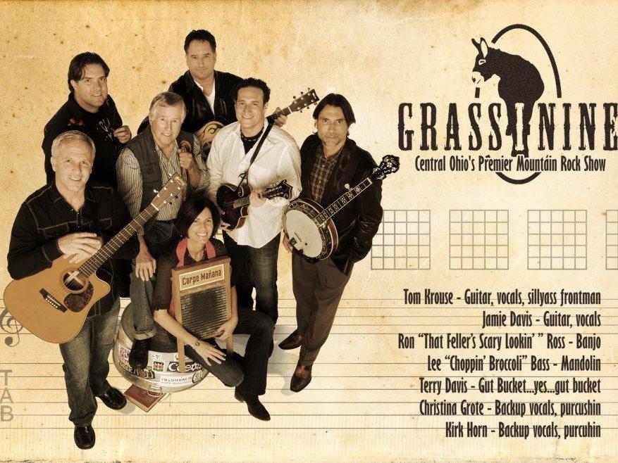 Image for Grassinine: Central Ohio's Premier Moutnain Rock Show
