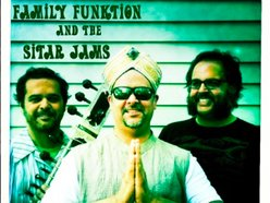 Family FUNKtion and the Sitar Jams