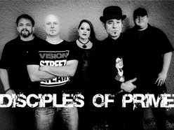 Image for Disciples Of Prime