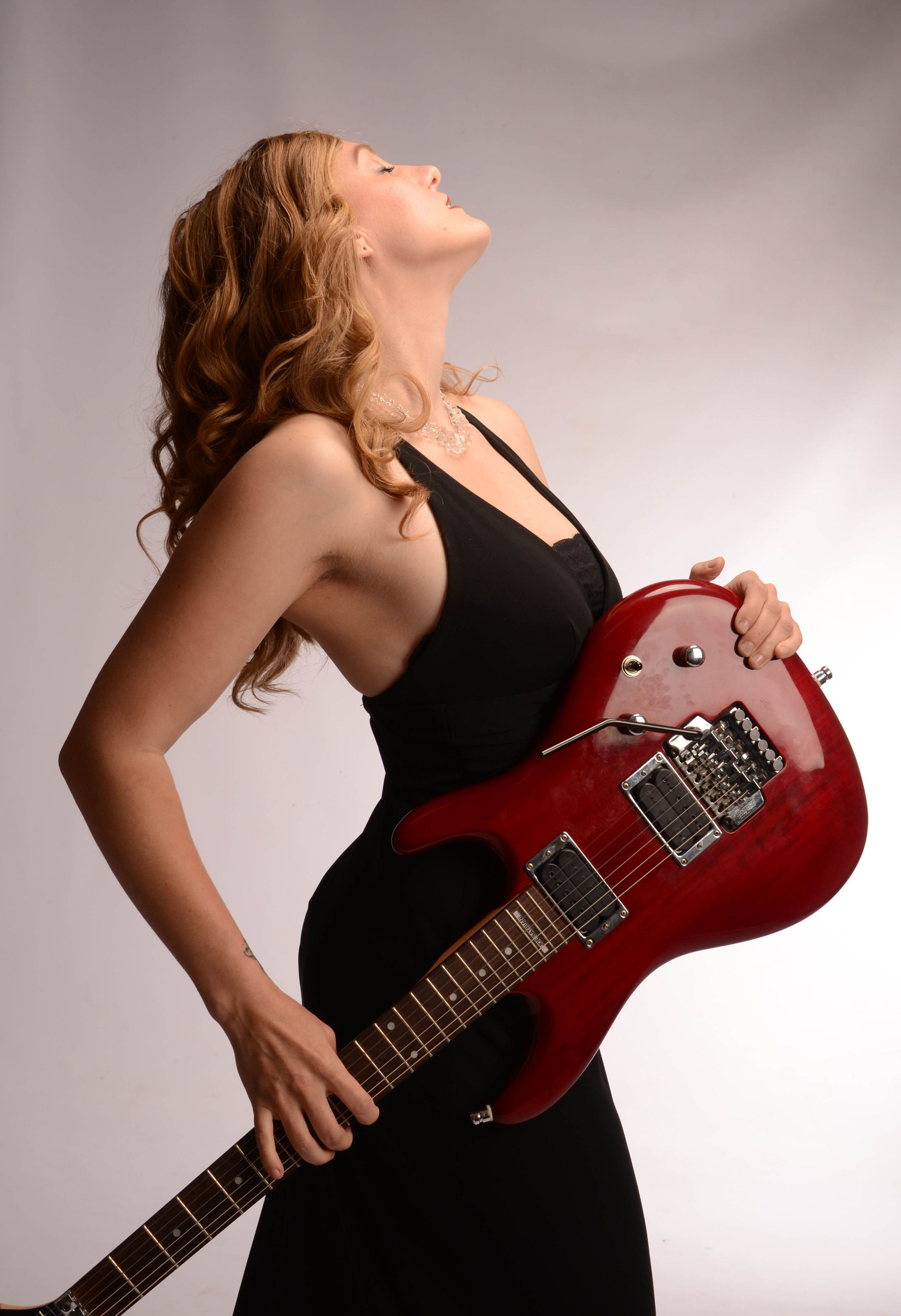 Romance By Lindy Day Female Lead Guitarist