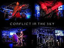 Conflict In The Sky