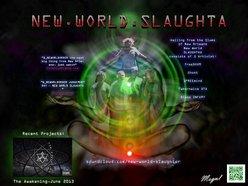 Image for New World Slaughta
